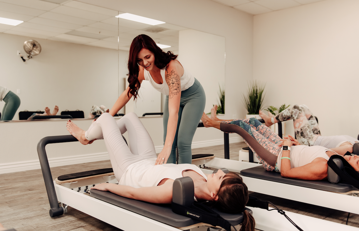 Private Reformer Sessions